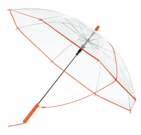 Przezroczysty parasol Panoramic